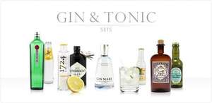 Gin & Tonic Kombinationen im Bundle