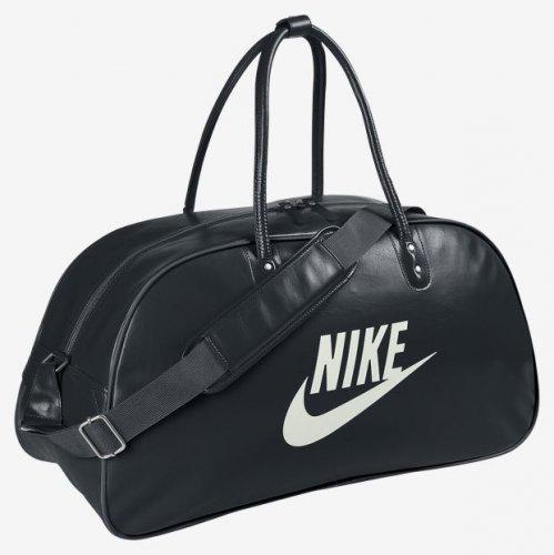 Nike Heritage Club Tasche Schwarz für 38€ @Nike Store