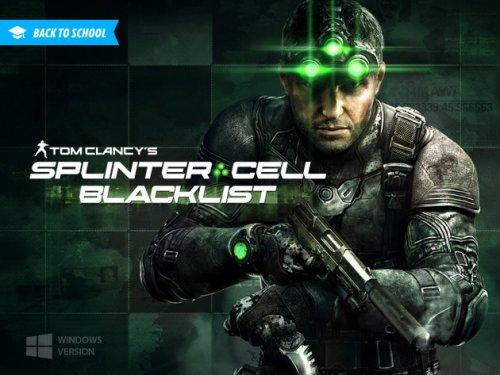 [uPlay] Tom Clancy's Splinter Cell: Blacklist für ~34 Euro
