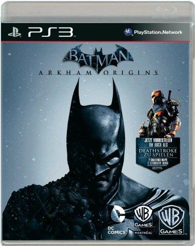 Batman: Arkham Origins [PS3/Xbox360/WiiU](inkl. Deathstroke Pack) für 43€ @Digitalo