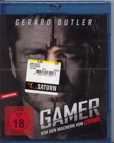 [LOKAL SATURN BREMEN] Gamer Extended Blu-Ray UNCUT