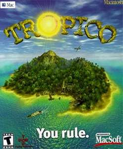 [Steam] Tropico Bundle (1-4) 3,74Eur