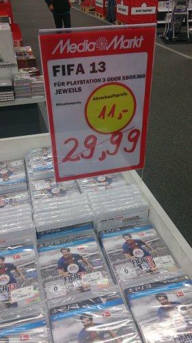 [Lokal Leipzig] FIFA 13 PS3 oder XBOX 360 11€