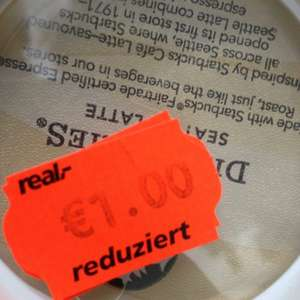 (Lokal) Real Kassel - Starbucks Kaffee