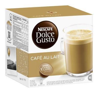 [Berlin] 16er Nestle - Nescafe - Dolce Gusto Kaffeepads 2,29€ statt 3,79€ bei lebensmittel.de