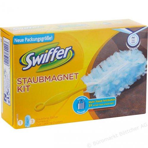 Swiffer Staubmagnet Starter-Kit