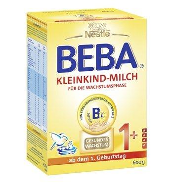 BEBA Kleinkind-Milch 1+ 6er Pack -- 26% günstiger