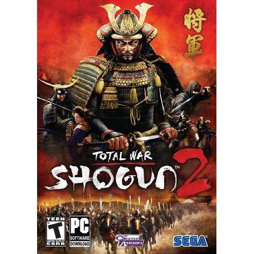 Total War: Shogun 2 [Steam] für 5,59€ @Amazon.com