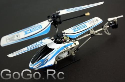 Mini-X - Kleinster robuster Mini Helikopter inkl. Zubehör