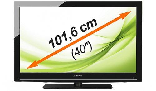 """101,6 CM (40"""") LED-BACKLIGHT TV MEDION® LIFE® P16035 TripleTuner FullHD - inkl. Lieferung"""