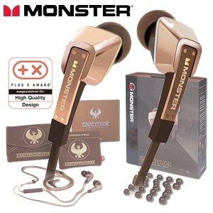 [iBOOD] Monster Gratitude Premium In-Ears für 55,90€