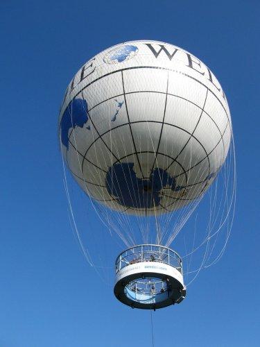 (Berlin) 01.09.2013 DKB Welt Ballon für Visakarteninhaber - Terminverschiebung !!!