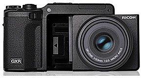 [Lokal Nähe Bremen] Ricoh GXR P10 Kit 28-300mm + weitere Angebote