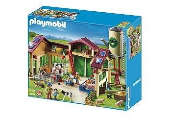 Playmobil Bauernhof mit Silo, 73,94 Euro auf Otto mit Gutscheincode
