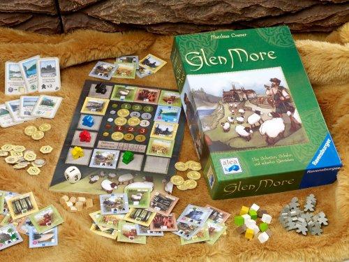 Ravensburger Glen More ab 8,99€ (Bestandskunden 11,99€) + 3,50€ Versand unter 20€ (dealo: 18,40€)