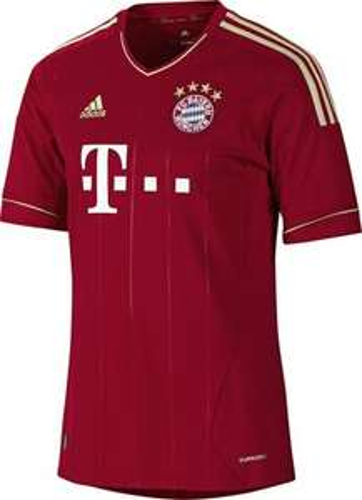 Das neue FC Bayern München Home Trikot 11/12 für 63,91 € inkl. Versand statt 74,95 € (idealo)