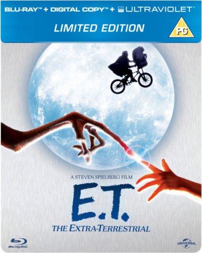 [thehut.com] Blu-Ray Steelbooks - 9,25€ inkl. Versand - Z.B. Pitch Black, E.T., Hulk (teilweise nur OT)