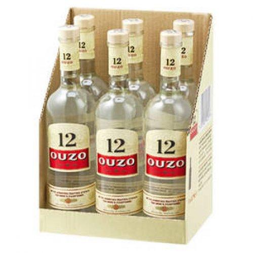 [Hit offline] für meine GUTEN Freunde: Ouzo 12 + Gold = 7,99 + diverse andere Durstlöscher
