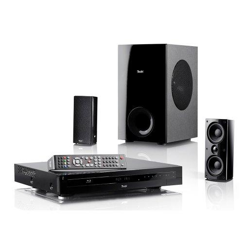 Teufel Impaq 300 Blu-Ray DVD Player, 2.1 Set, Lautsprecher, 299 Euro auf ebay