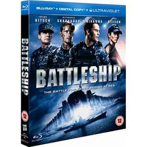 Blu-ray - Battleship ab €6,74 [@Play.com]