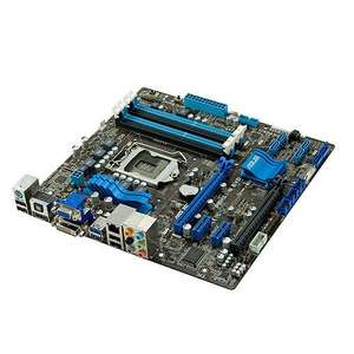 ASUS P8H61-M EVO µATX Board mit USB3.0, SATA3 + HDMI/DVI/VGA/SPDIF für Intel Sandy/Ivy