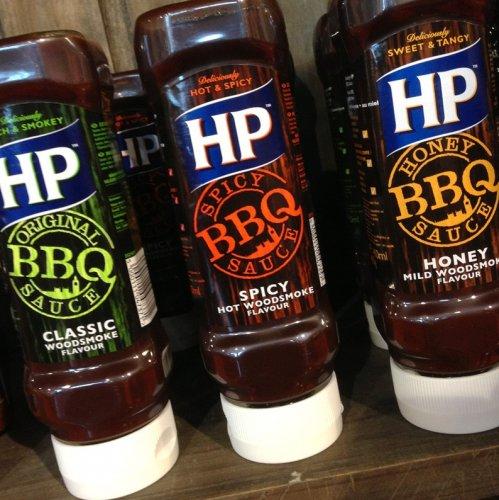 (Heinz) HP Barbecue Saucen