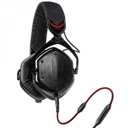 V-MODA Crossfade M-100 Over-Ear Kopfhörer in schwarz (matt) bei Amazon.es für 202,36 EUR (Idealo: 289,- EUR)