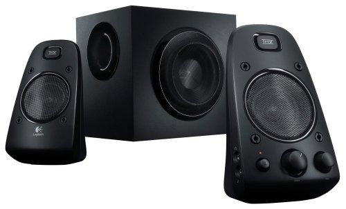 """Logitech™ - 2.1 Lautsprechersystem """"Z623"""" (200W,THX) für €90,99 [@Notebooksbilliger.de]"""