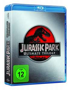 Jurassic Park - Ultimate Trilogy [Blu-ray] [14,97 € @ amazon]