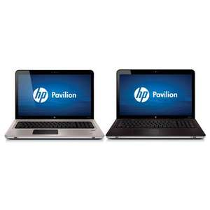 "HP Pavilion dv7-4301sg 17,3"" Notebook i5-480M, 4GB, HD6550, 500GB, Win 7 HP"
