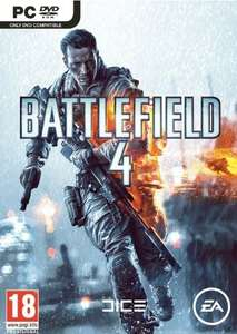 [Amazon UK] Battlefield 4 (mit offiziellen Prima eGuide + China Rising Expansion Pack)
