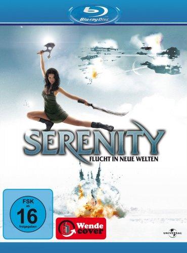 Serenity (Blu-ray) @ Amazon.de