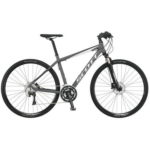 Trekkingbike Scott Sportster X10, Schaltwerk Shimano XT, Scheibenbremsen (Shimano), Größe M,L,XL