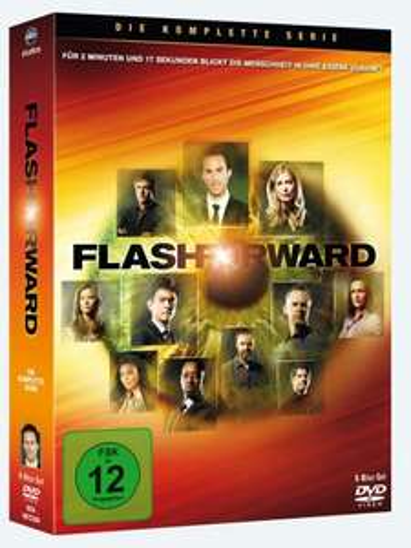 FlashForward - Die komplette Serie [6 DVDs] - 12,99 Euro (Prime: 9,99 Euro) bei Amazon.de