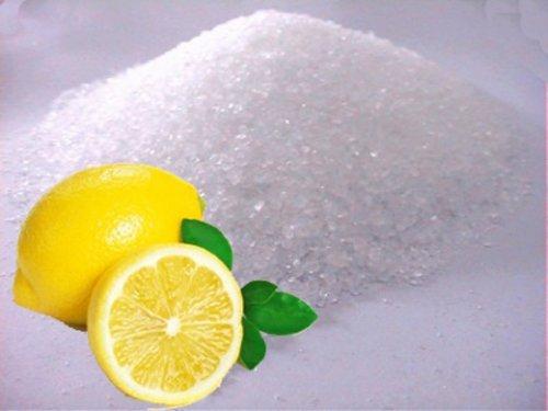 5 Kg Zitronensäure für nur 13,40 EUR inkl. Versand