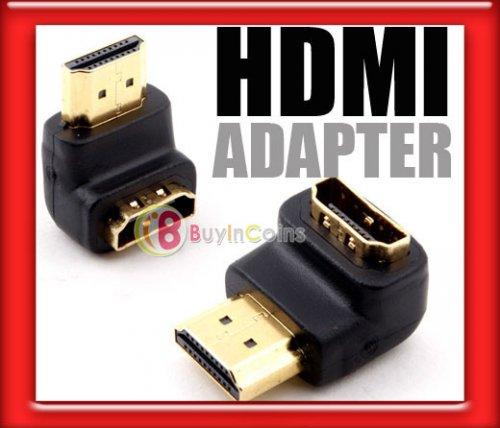 (CN) 90° HDMI Winkeladapter (V 1.3) für 64 Cent @ BIC
