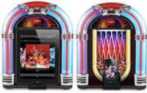 Jukebox ION, Dockingstation für iPad, iPhone und iPod