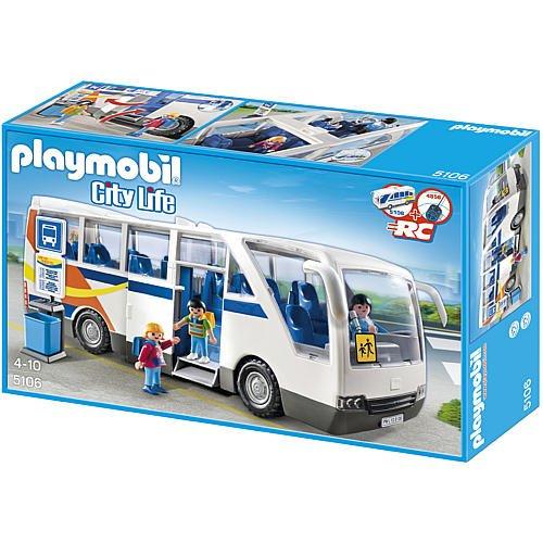 "Playmobil™ - Schulbus ""5106"" (RC-Ready) ab €15,60 [@Karstadt.de]"