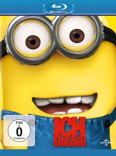 Ich einfach unverbesserlich, Blu-Ray DVD, Film, 6,97 Euro auf amazon