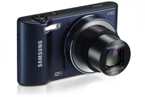 Digital Kamera Samsung WB 30 F schwarz