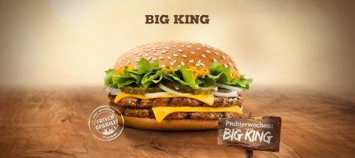 [Burger King] Probierwochen -> Big King