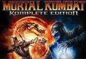 Mortal Kombat Komplete Edition Steam Key für 8,79 €