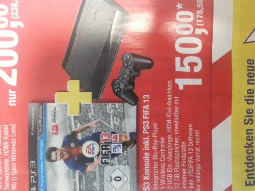 [METRO] PS3 Playstation 3 + Fifa 2013