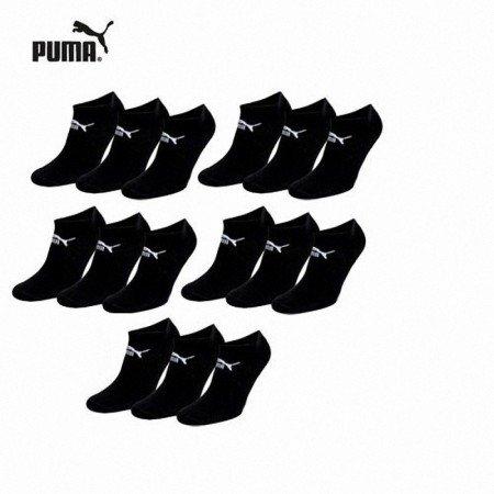 Puma Sneaker 15 Paar in der Farbe schwarz für 25,95€