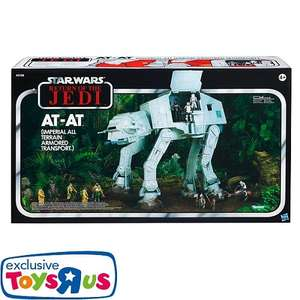 Star Wars - Vintage Endor AT-AT bei Toys R Us *UPDATE* 79,20€ -20% Aktion