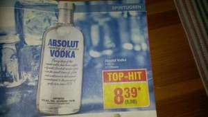 [Metro] Absolut Vodka 9,98€