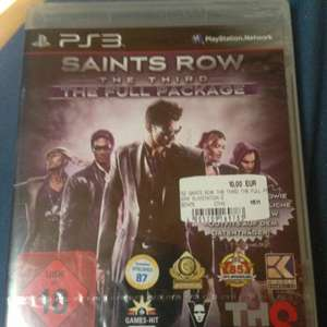 (Lokal Chemnitz)Saints Row The Third-The Full Package Ps3