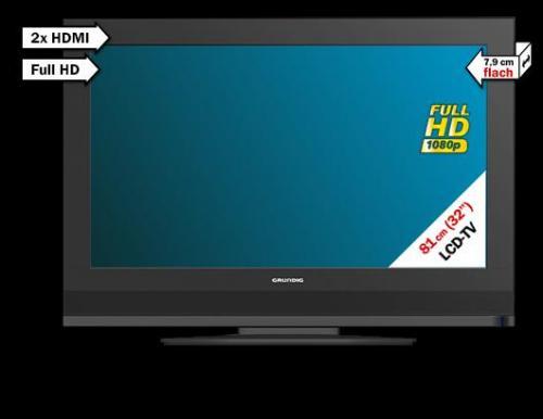 Grundig LCD 32GLX 6052 Media Markt deutschlandweit