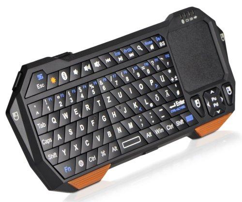 mini Bluetooth Tastatur für Handy / Tab / Smart TV - Windows, iOS, Android