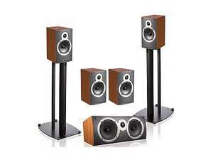 Wharfedale Crystal 3 5.0 System @[csmusiksysteme.de]